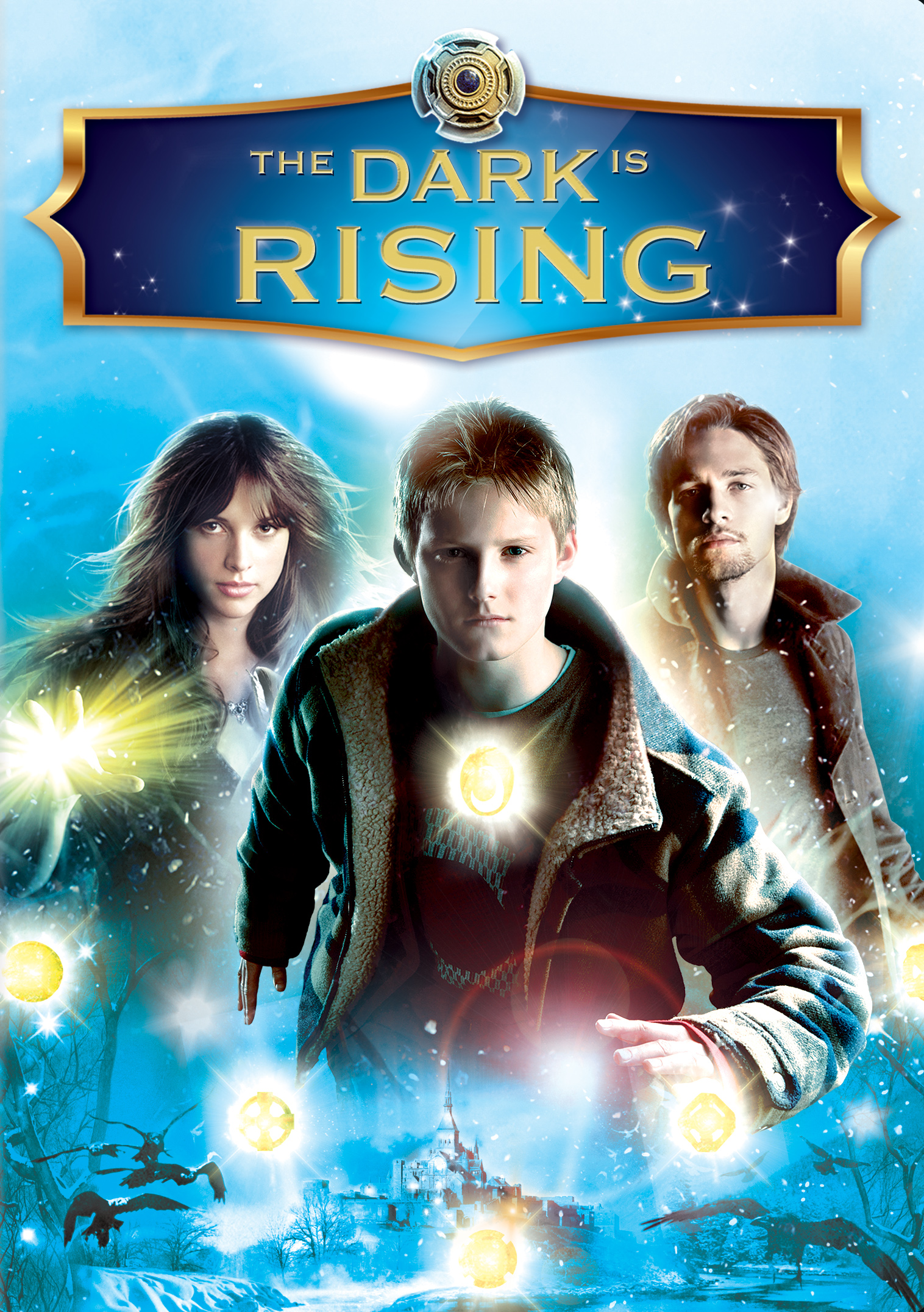 The Dark Is Rising Summary & Study Guide