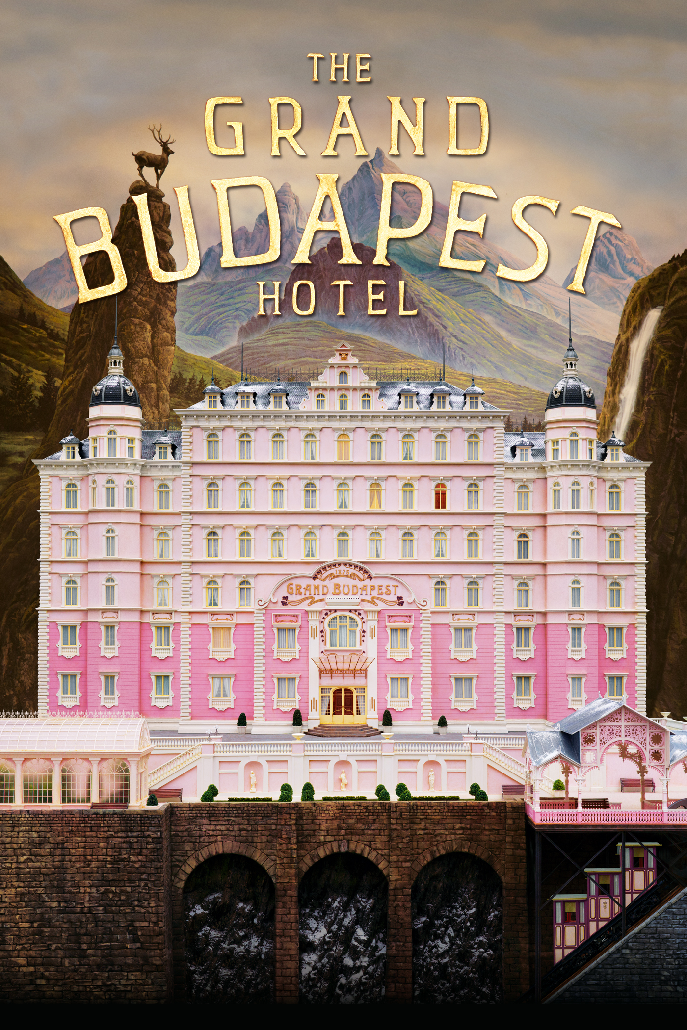 Itunes movies the grand budapest hotel for Hotel budapest
